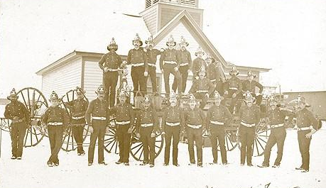 Yellowstone Hook and Ladder Company