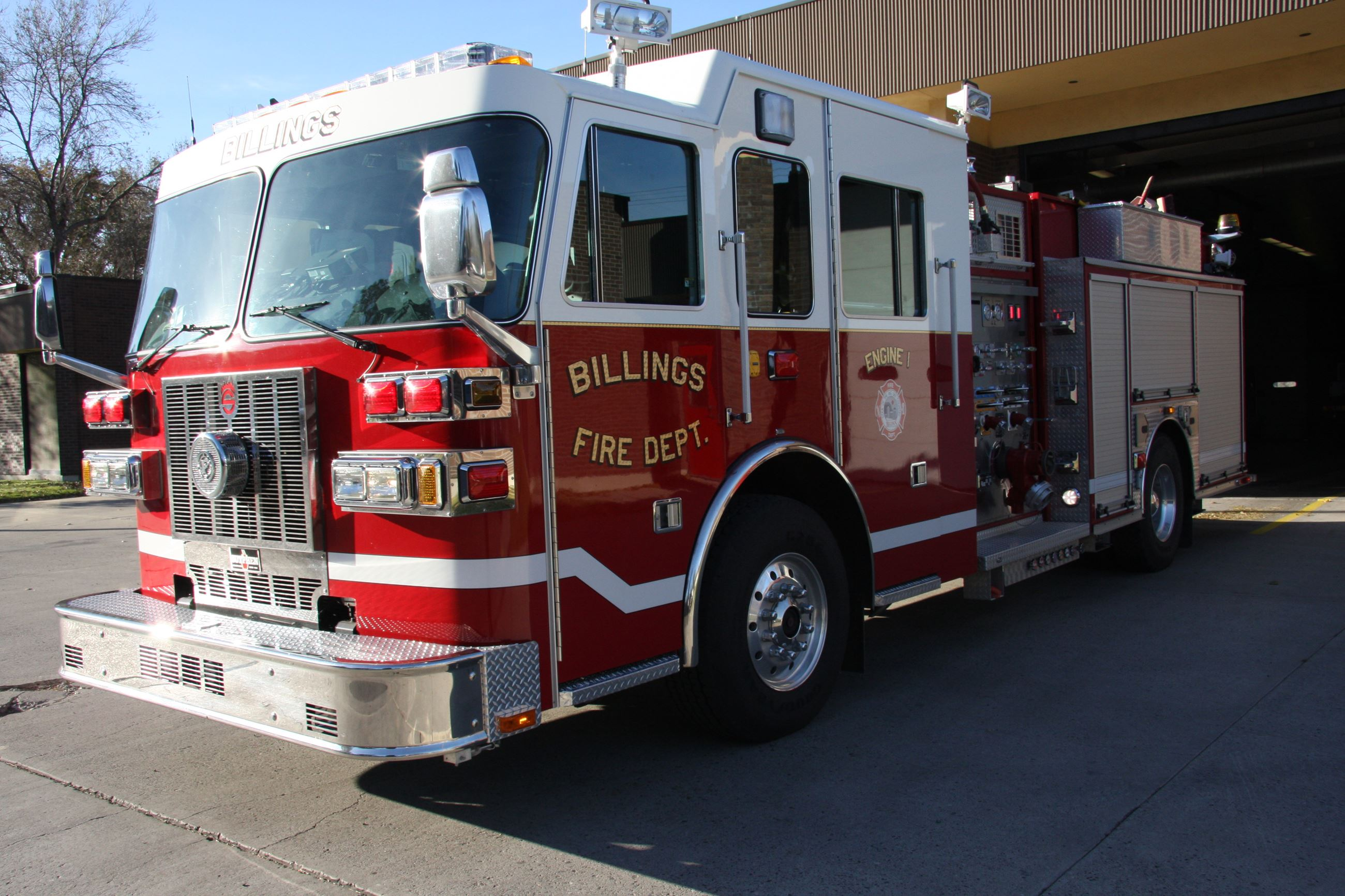 Fire Department | City of Billings, MT - Official Website