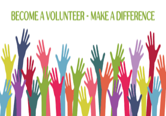 Volunteer graphic by the Olander Park System
