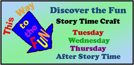Discover the Fun Craft after Story Time