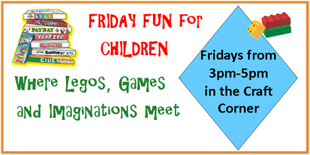 Friday Fun for Children