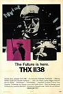 THX 1138 movie poster