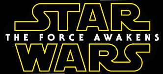Logo for Star Wars the Force Awakens from wikimedia.com
