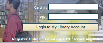 Library Card Account